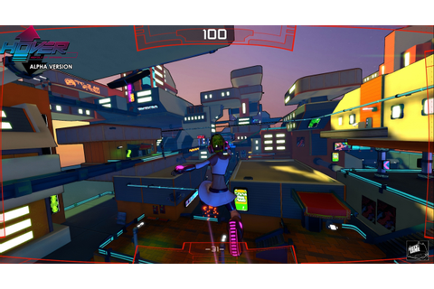News: Indie Parkour Title Hover: Revolt of Gamers Slated ...