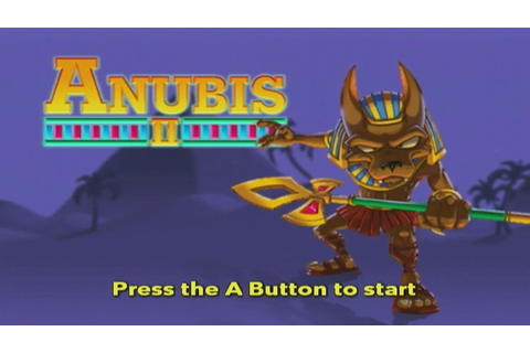 Anubis II Wii Gameplay - YouTube