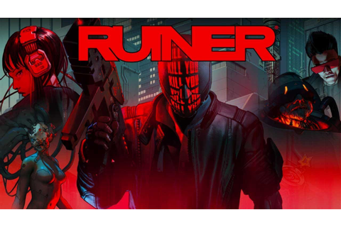 RUINER - Brutal Cyberpunk Action Shooter Game - Let's Play ...