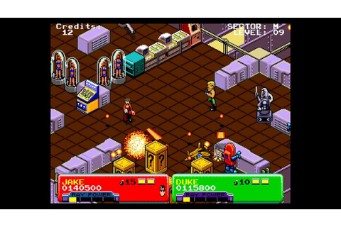 Escape from the Planet of the Robot Monsters 2 player ...