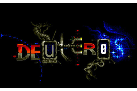 Dazeland : Jeux Amiga : Deuteros: The Next Millennium