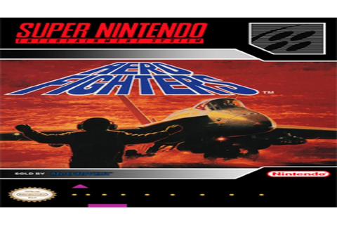 Aero Fighters (SNES) - YouTube