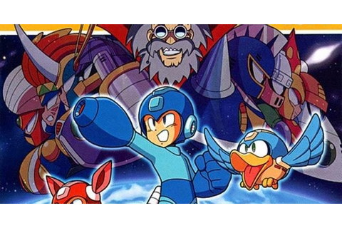 Rockman Music: Rockman Complete Works 6 (Game Rip)