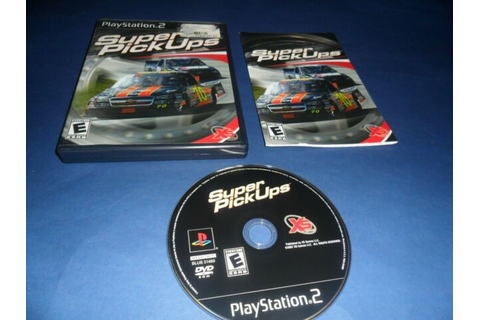 Super PickUps (Sony PlayStation 2, 2007) PS2 Game | eBay