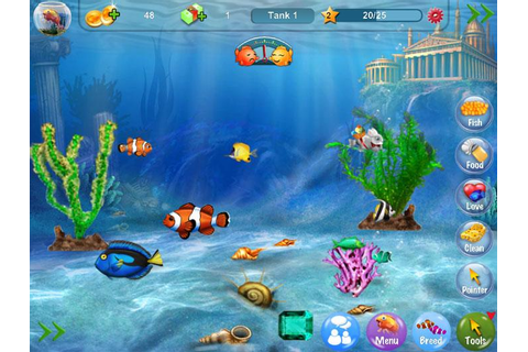 Dream Fish Game - Virtual Worlds Land!