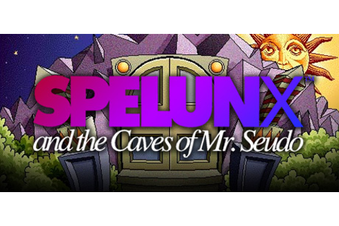 Spelunx and the Caves of Mr. Seudo on Steam