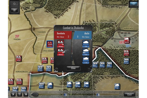 Drive on Moscow iPad Strategy Game – Out Now | iPad Insight