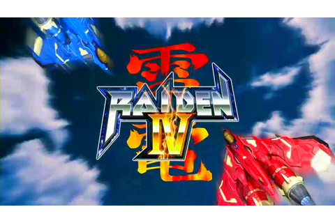 Raiden IV | Raiden Wiki | Fandom powered by Wikia