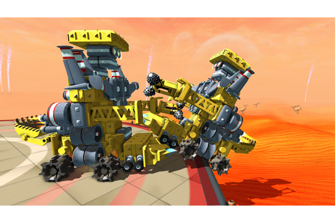 New TerraTech Demo fixes 'Twitter sharing' bug news - Indie DB