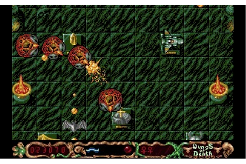 Wings of Death (Amiga) Game Download