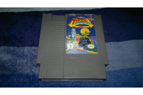 Muppet Adventure Chaos At The Carnival Para Nintendo Nes ...
