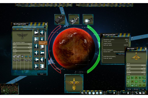GSB Galactic Conquest in beta news - Gratuitous Space ...
