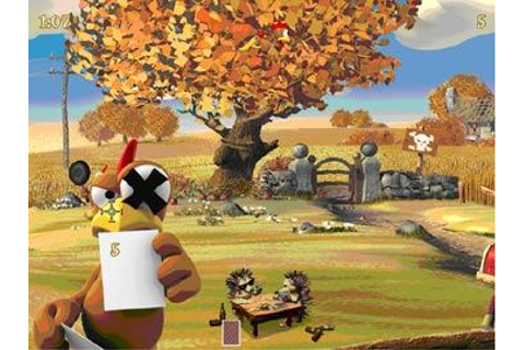 Play free Chicken Hunter Online games. Shoot the chickens ...
