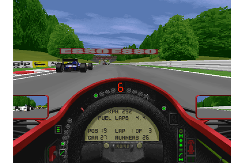 Technological Breakthroughs in the racing game genre ...