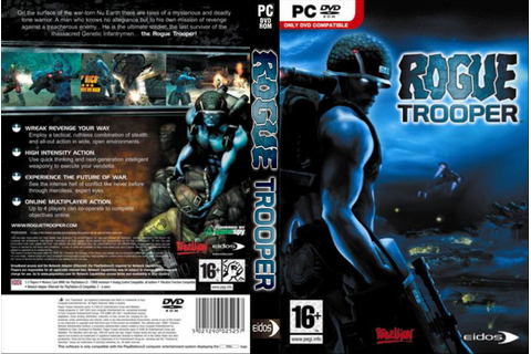 Download Rogue Trooper Game Pc - Com-HF | All About Computer