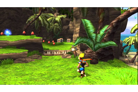 Jak and Daxter The Precursor Legacy Gameplay PS3 - YouTube