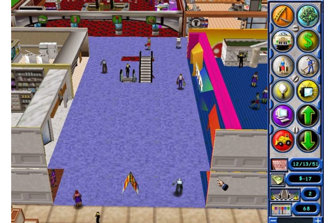 Mall Tycoon 1 Game - Free Download Full Version For Pc