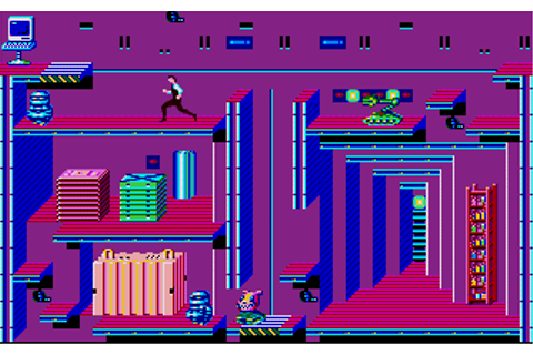 Impossible Mission 2025 (Amiga) download