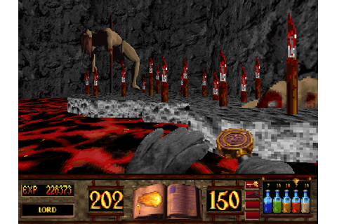 Witchaven II: Blood Vengeance (1996 - DOS). Ссылки ...