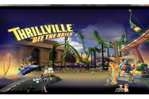 Thrillville: Off the Rails - PCSX2 Wiki