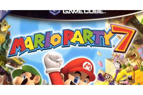 "Whatsoever Critic: ""Mario Party 7"" Video Game Review"