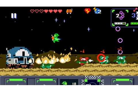 Kero Blaster full game free pc, download, play. Kero ...