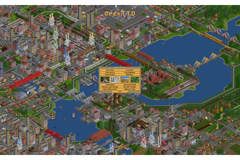 Indie Retro News: OpenTTD 1.4.2 - Open Source Transport ...