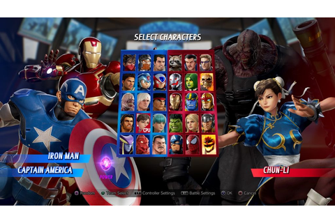 Marvel vs. Capcom: Infinite PC Game Free DownloadPC Games ...