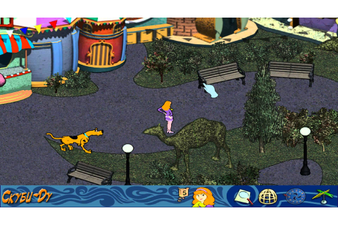 Scooby Doo! Mystery of the Fun Park Phantom : nostalgia