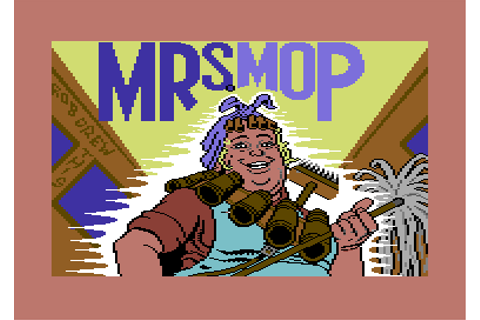 Download Mrs. Mop (Commodore 64) - My Abandonware