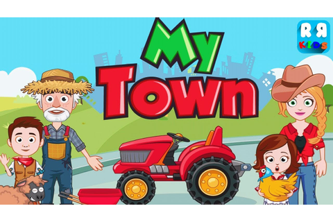 My Town : Farm (By My Town Games LTD) - New Best App for ...