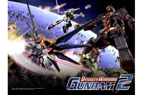 Dynasty Warriors - Gundam 2 (Gundam Musou 2) - Download ...