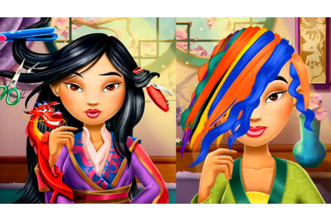 Disney Princess Mulan Makeup Games - Mugeek Vidalondon