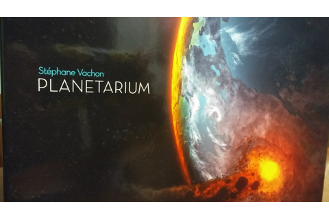 Review: Planetarium by Game Salute – The Players' Aid