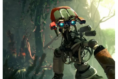Stormland is an open-world VR shooter from Insomniac Games ...