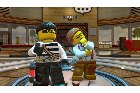 LEGO City Undercover – Game Side Story