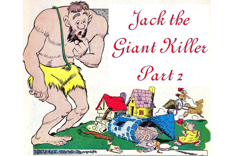 Jack the Giant Killer - part 2 - Games to learn English ...