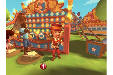 New Carnival Funfair Games Wii MotionPlus Review | Teen Gamer