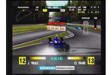 Classic Game Room reviews F1 WORLD GRAND PRIX for ...