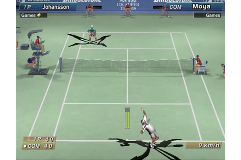 Arcade Club - Virtua Tennis