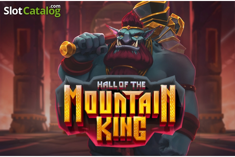 Hall of the Mountain King Slot ᐈ Claim a bonus or play for ...