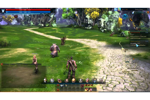 Tera Gameplay HD ITA - YouTube