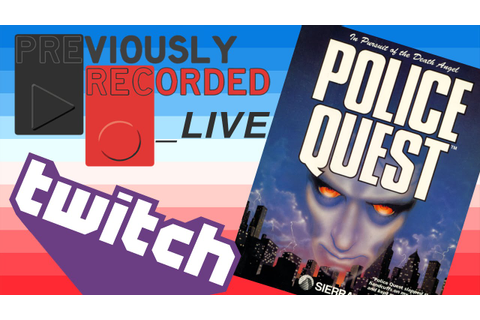 Police Quest: The Quest for More Police (Part 1) - YouTube