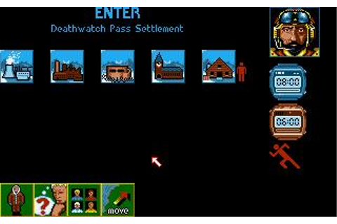 Midwinter Download (1990 Amiga Game)