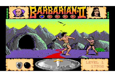 Barbarian: The Ultimate Warrior + Barbarian II: The ...