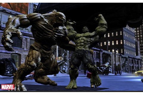 Free Download Game The Incredible Hulk Full Rip For PC ...