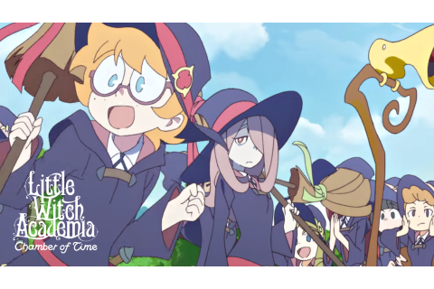 Little Witch Academia Chamber of Time: multiplayer é ...