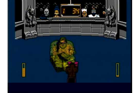 Mike Tyson's Intergalactic Power Punch NES Speed Run ...