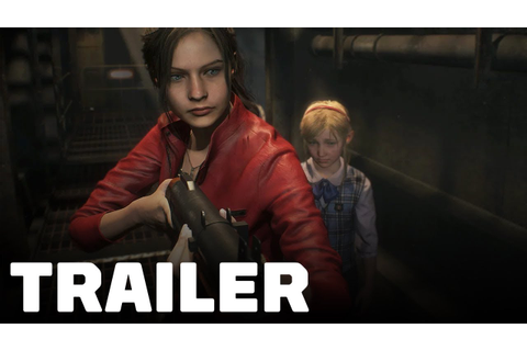 Resident Evil 2 Story Trailer Gives a Clearer Look at the Game
