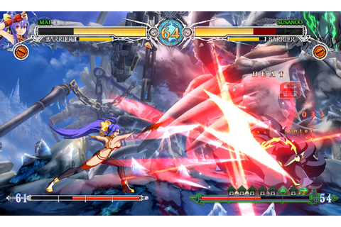 BlazBlue: Central Fiction Free Game Download Full - Free ...